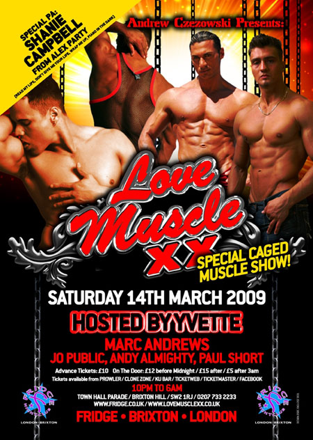 Love Muscle March